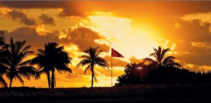 Preview_golf_flag_sunset