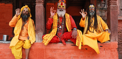 Preview_three_saddhus_at_kathmandu_durbar_square
